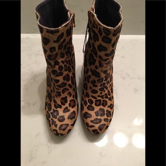Calvin Klein Jeans Shoes   Leopard